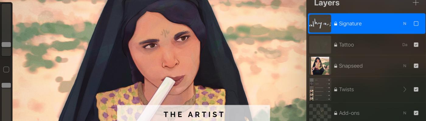 مدوّنة الحياري.آرت | alhyari.art blog